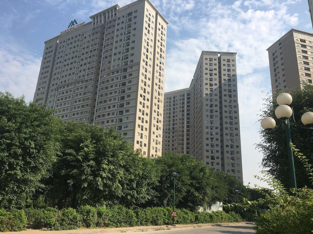 Sự thật rắn độc bủa vây toà chung cư mới ở Hà Nội - 1