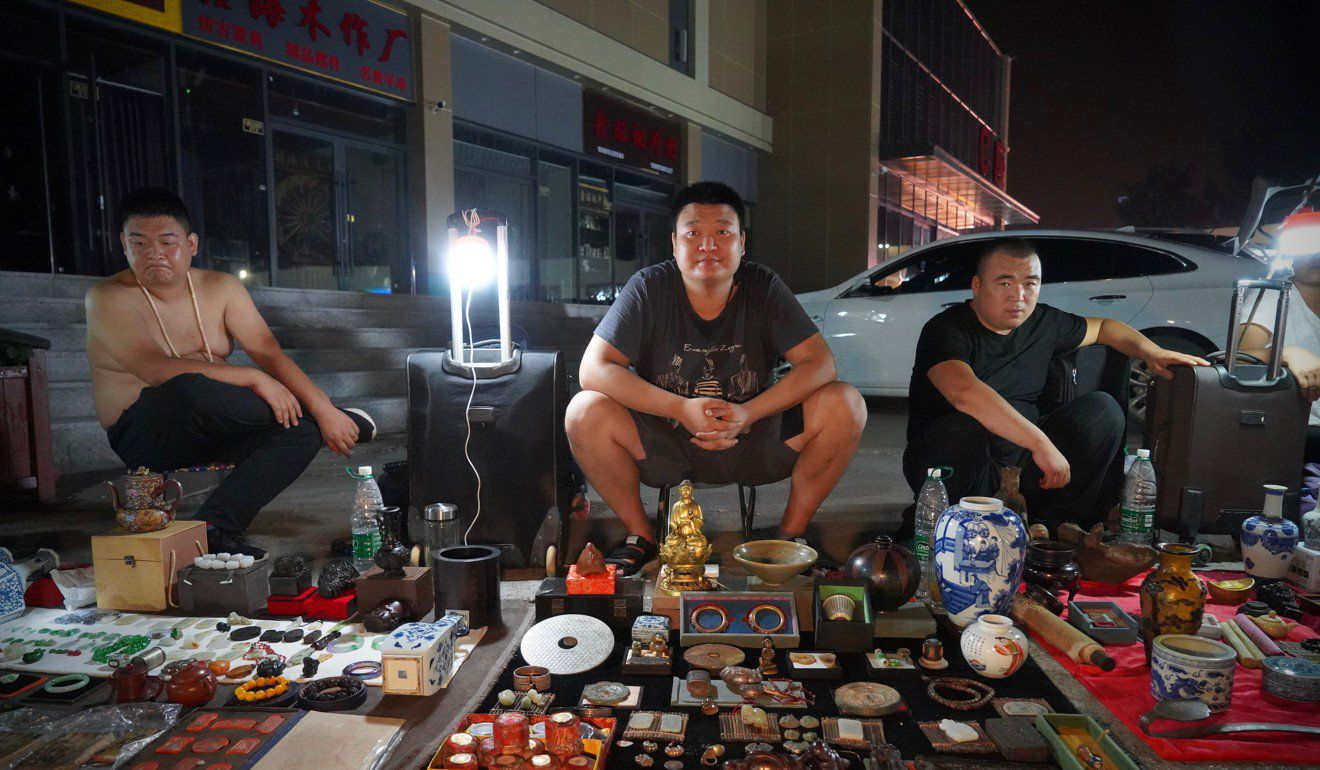 """Có gì ở """"chợ ma"""" giữa lòng Trung Quốc? - 4"""