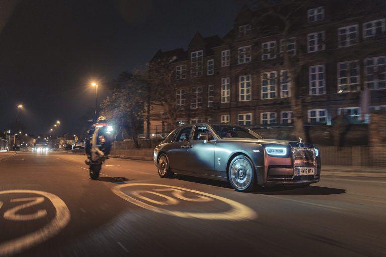 Rolls-Royce nói không với xe hybrid - 1