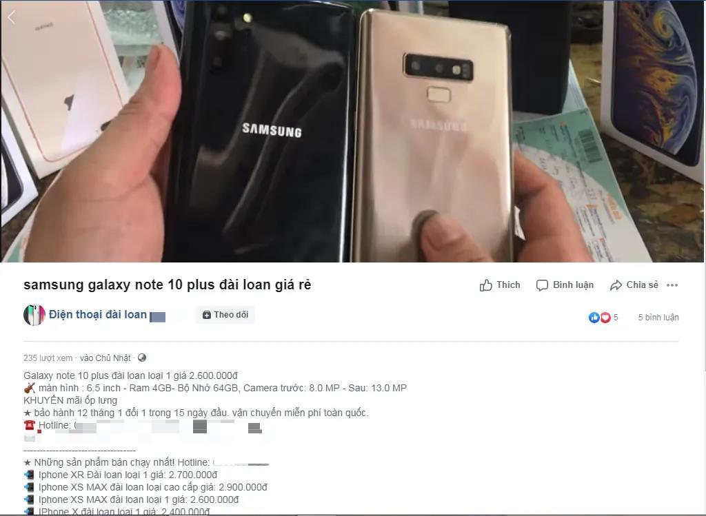 Tiết lộ của dân buôn điện thoại Trung Quốc nhái giống 90% hàng thật mà giá bằng 30% - 1