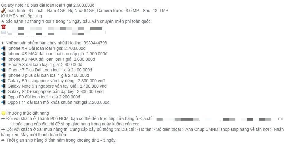 Tiết lộ của dân buôn điện thoại Trung Quốc nhái giống 90% hàng thật mà giá bằng 30% - 3