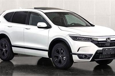 """Mẫu xe mới được Honda """"lai tạo"""" từ CR-V và Accord"""