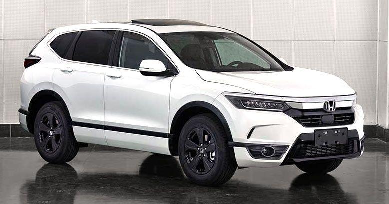 """Honda """"lai tạo"""" CR-V và Accord thành xe mới cho thị trường Trung Quốc - 1"""