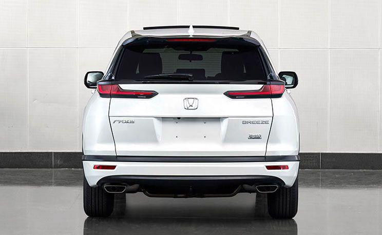 """Honda """"lai tạo"""" CR-V và Accord thành xe mới cho thị trường Trung Quốc - 2"""