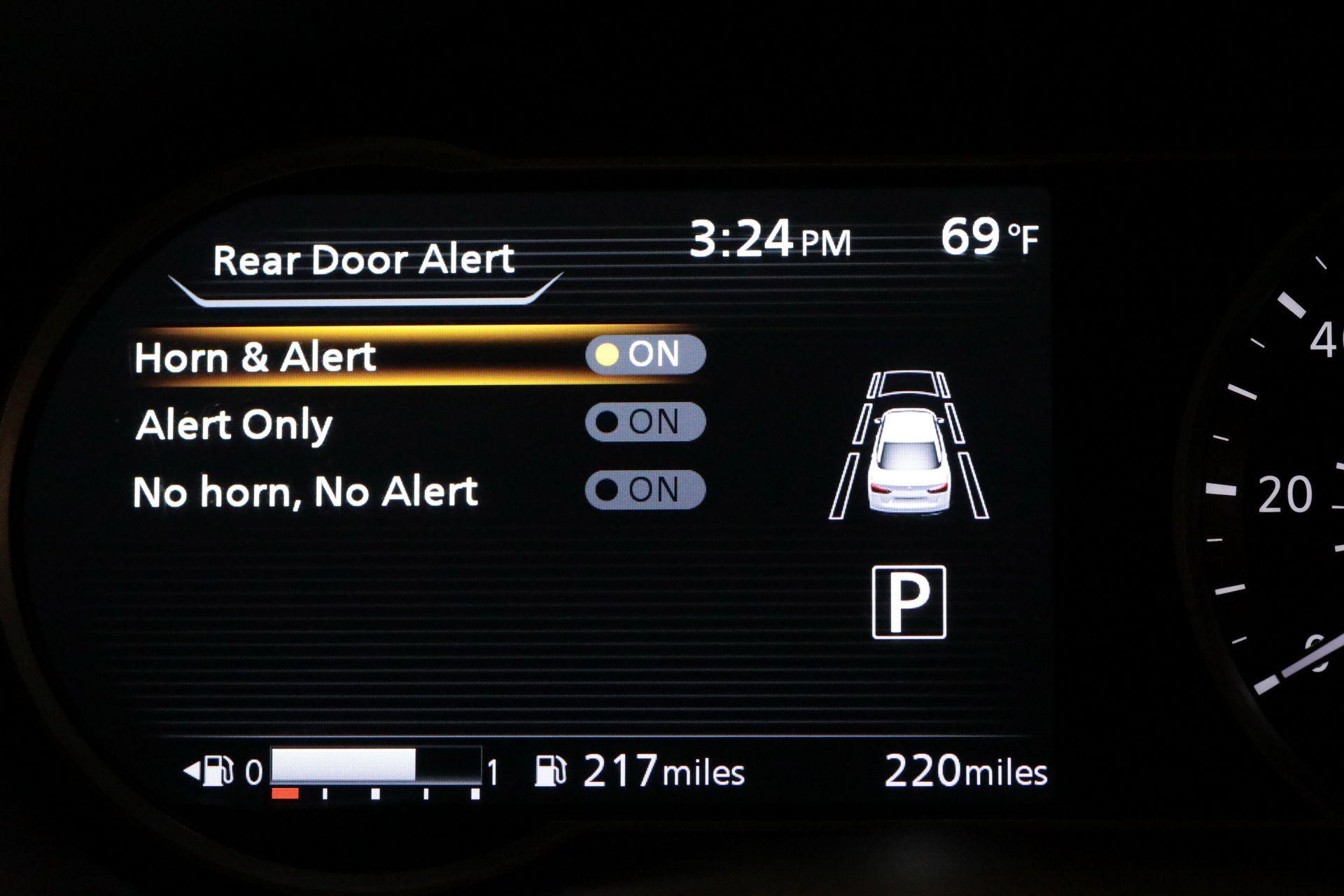 Nissan mở rộng trang bị hệ thống cảnh báo bỏ quên trẻ trên xe - 3