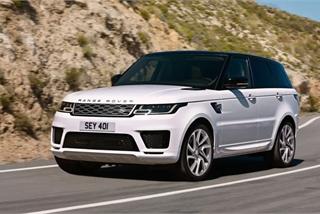 14.300 chiếc Range Rover bị lỗi camera lùi cần triệu hồi