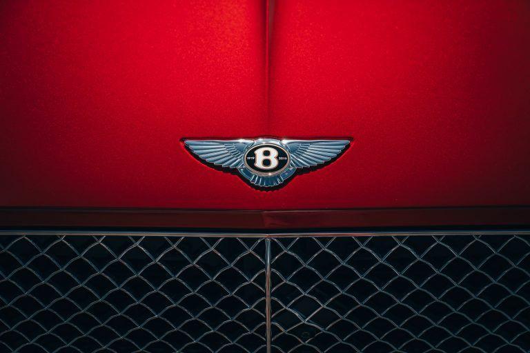 Bentley hồi sinh biểu tượng Chữ B đang bay - 2