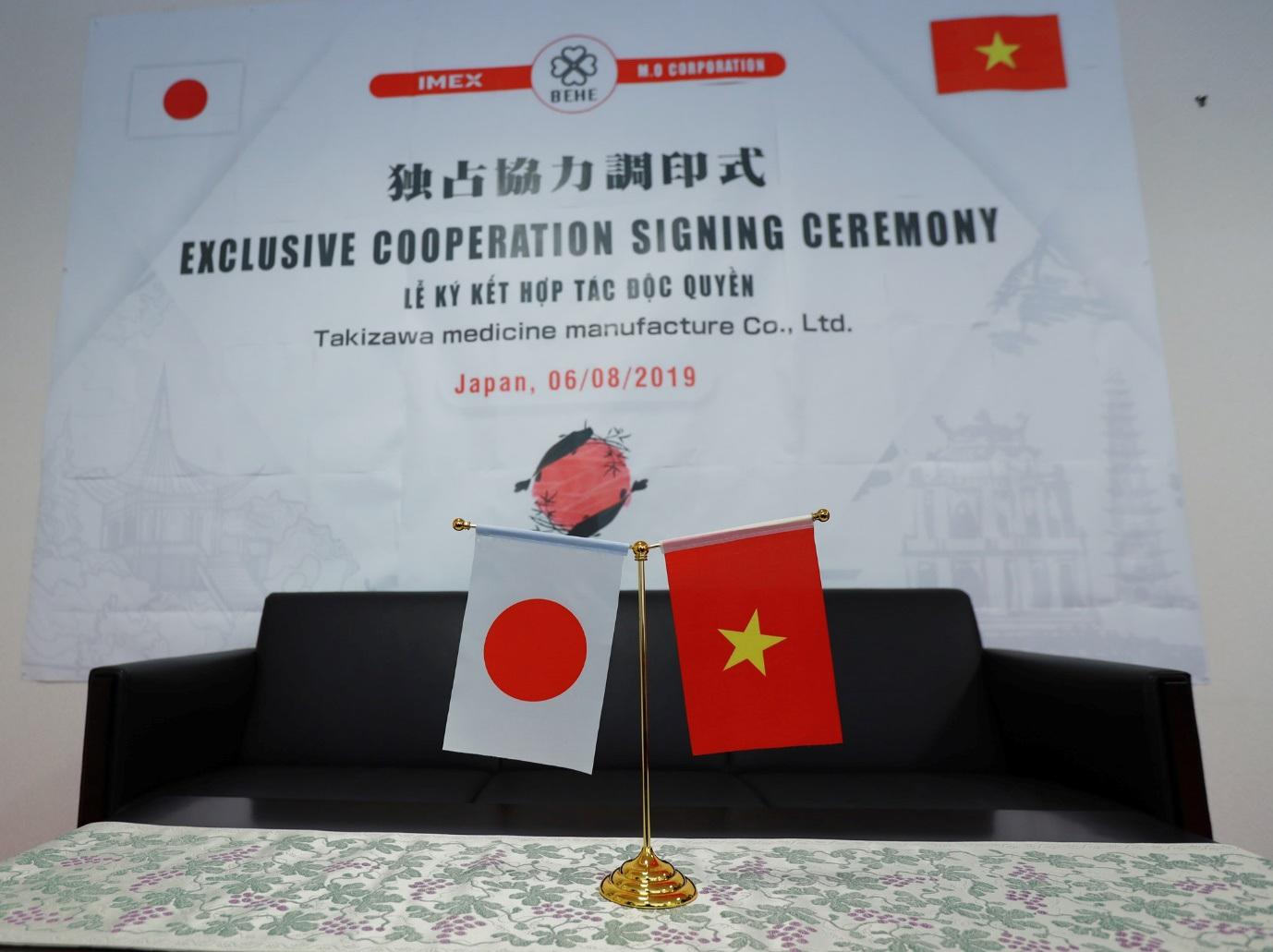 BEHE Việt Nam và Imex ký kết hợp tác độc quyền với tập đoàn Takizawa - 5