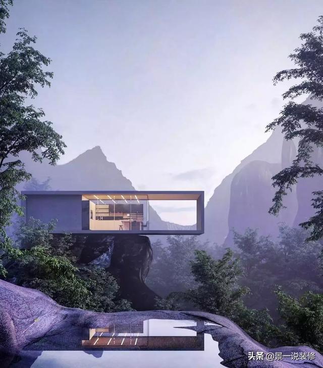 """Top 10 biệt thự """"dị"""" nhất thế giới xây dựng ở vùng đất mà bạn không ngờ đến - 3"""