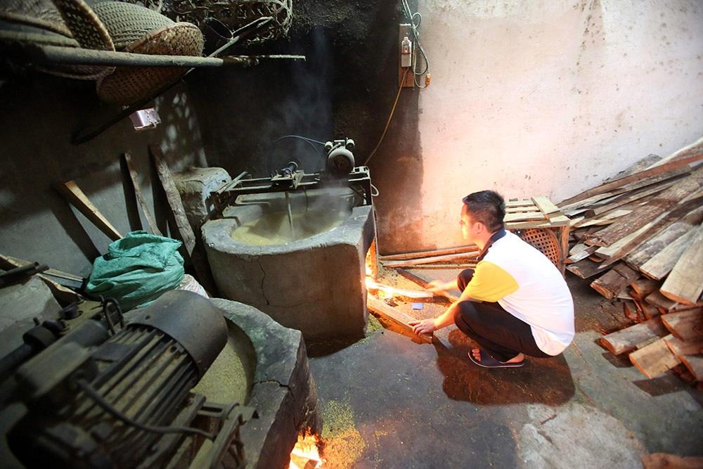 Tận mắt xem quy trình làm cốm ở làng nghề nổi tiếng nhất Hà Nội - 2