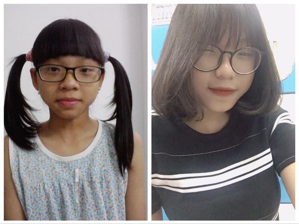 Màn dậy thì thành công của thiếu nữ Sài thành gây sốt mạng - 2