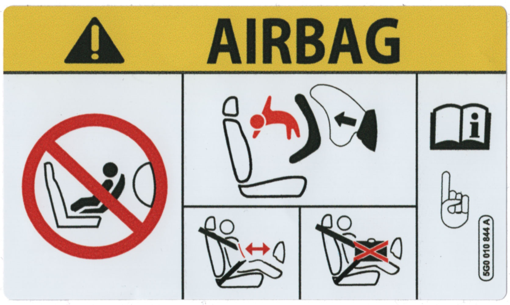 Những điều cấm kị với xe có trang bị túi khí - 7