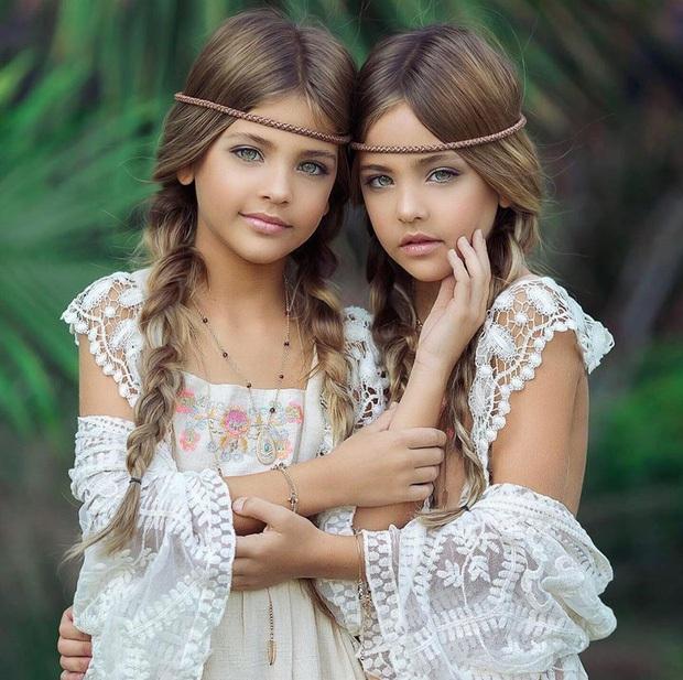 Cặp song sinh đẹp nhất thế giới: Mới 9 tuổi đã kiếm được hàng triệu đô la mỗi năm - 6