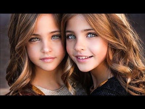 Cặp song sinh đẹp nhất thế giới: Mới 9 tuổi đã kiếm được hàng triệu đô la mỗi năm - 13