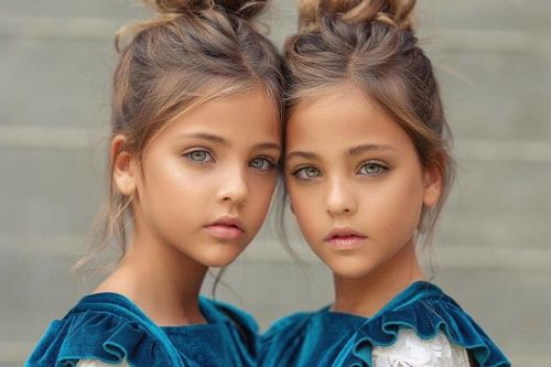 Cặp song sinh đẹp nhất thế giới: Mới 9 tuổi đã kiếm được hàng triệu đô la mỗi năm - 14