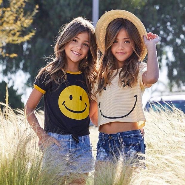 Cặp song sinh đẹp nhất thế giới: Mới 9 tuổi đã kiếm được hàng triệu đô la mỗi năm - 9