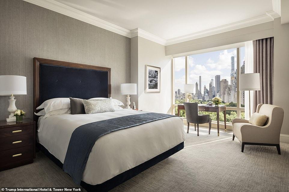 Khách sạn của tổng thống Donald Trumps được xếp hạng tốt nhất thế giới - 3