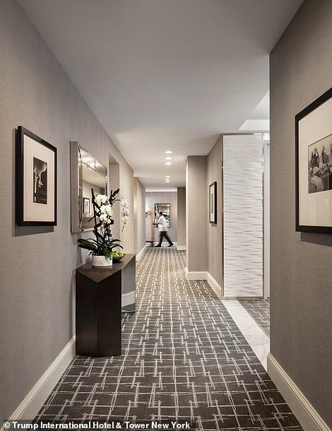 Khách sạn của tổng thống Donald Trumps được xếp hạng tốt nhất thế giới - 6