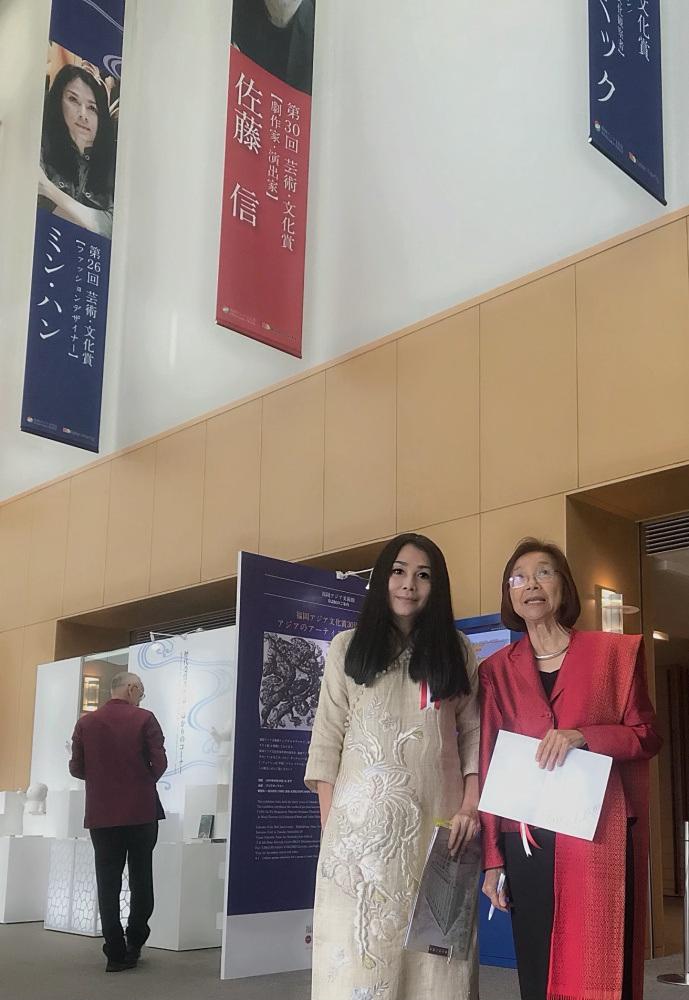 NTK Minh Hạnh chia sẻ về vị trí thời trang trong văn hoá toàn cầu hiện nay - 2