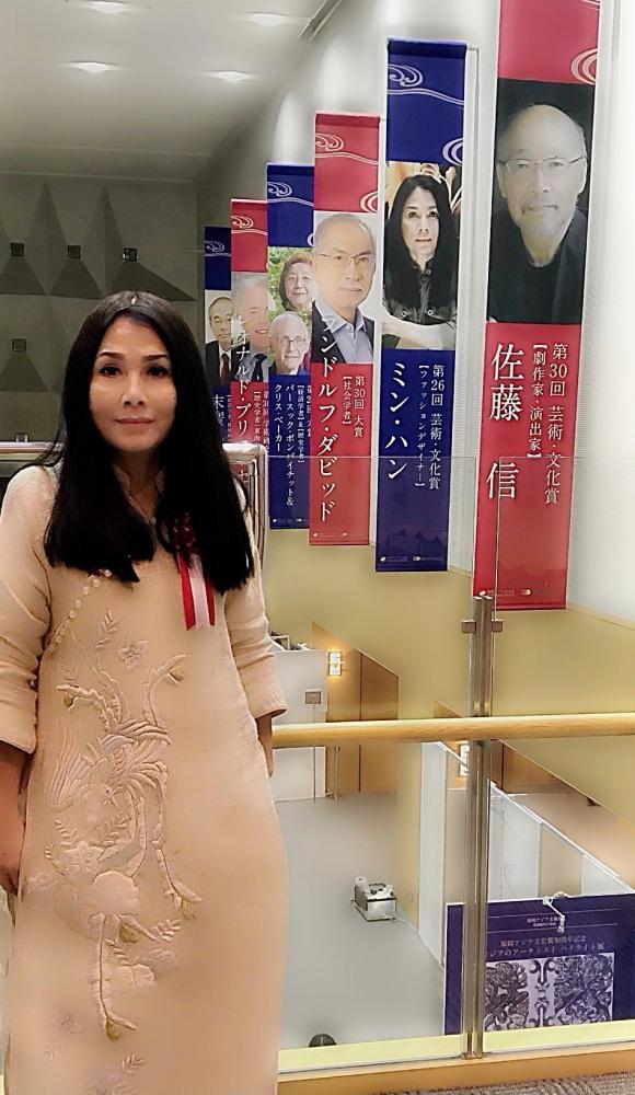 NTK Minh Hạnh chia sẻ về vị trí thời trang trong văn hoá toàn cầu hiện nay - 3