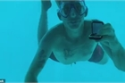 Du khách chết đuối khi cầu hôn bạn gái dưới nước