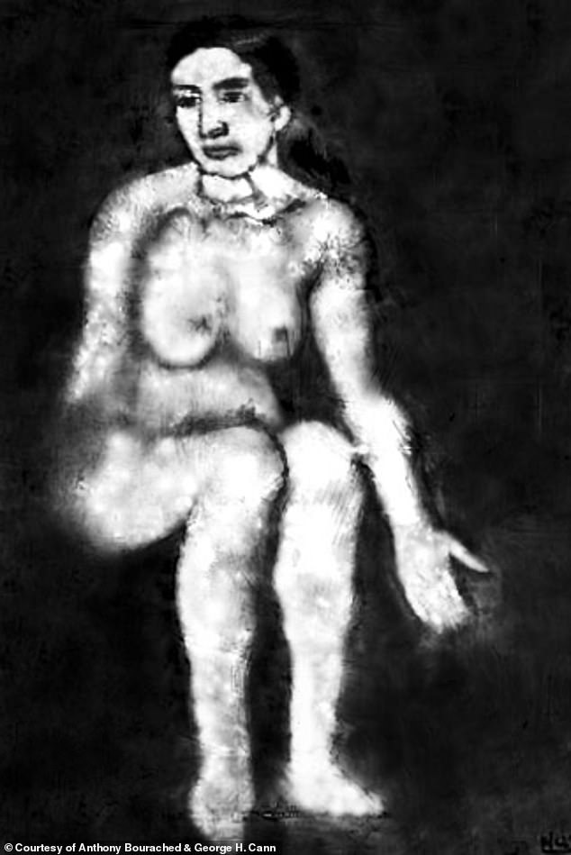Tìm lại được bức vẽ khỏa thân những tưởng vĩnh viễn biến mất của Picasso - 3