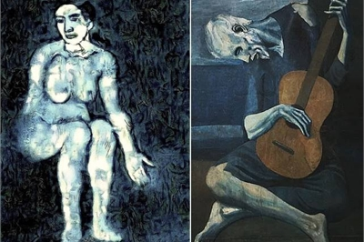 Tìm lại được bức vẽ khỏa thân những tưởng vĩnh viễn biến mất của Picasso