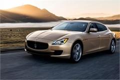 Xe sang Maserati triệu hồi ở Trung Quốc vì lỗi đèn pha