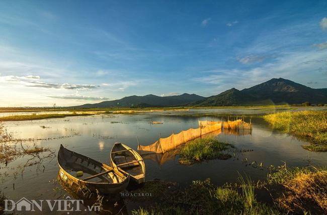 Chiêm ngưỡng cánh đồng lúa đẹp nhất nhì Tây Nguyên từ trên cao - 9