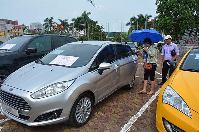 Xe nhập ùn ùn đổ bộ, ô tô Trung Quốc bị tẩy chay vì đường lưỡi bò phi pháp - 4