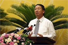 Giám đốc Sở Công Thương Hà Nội lên tiếng việc đi 'thi đấu' golf bằng xe công