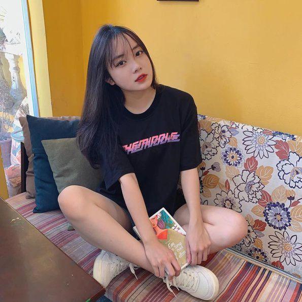 Nữ sinh Bắc Ninh mặc đồng phục hút ánh nhìn vì nhan sắc khả ái - 6