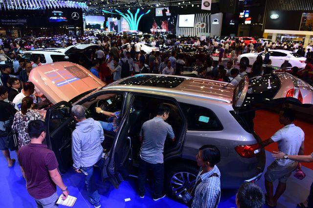 Xe nhập ùn ùn đổ bộ, ô tô Trung Quốc bị tẩy chay vì đường lưỡi bò phi pháp - 3