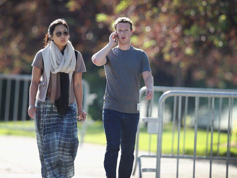 Những điều thú vị về mối tình đẹp kéo dài 16 năm giữa Mark Zuckerberg và vợ - 2
