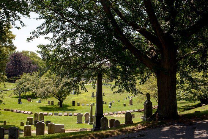 Bên trong nghĩa trang của giới nhà giàu - 3