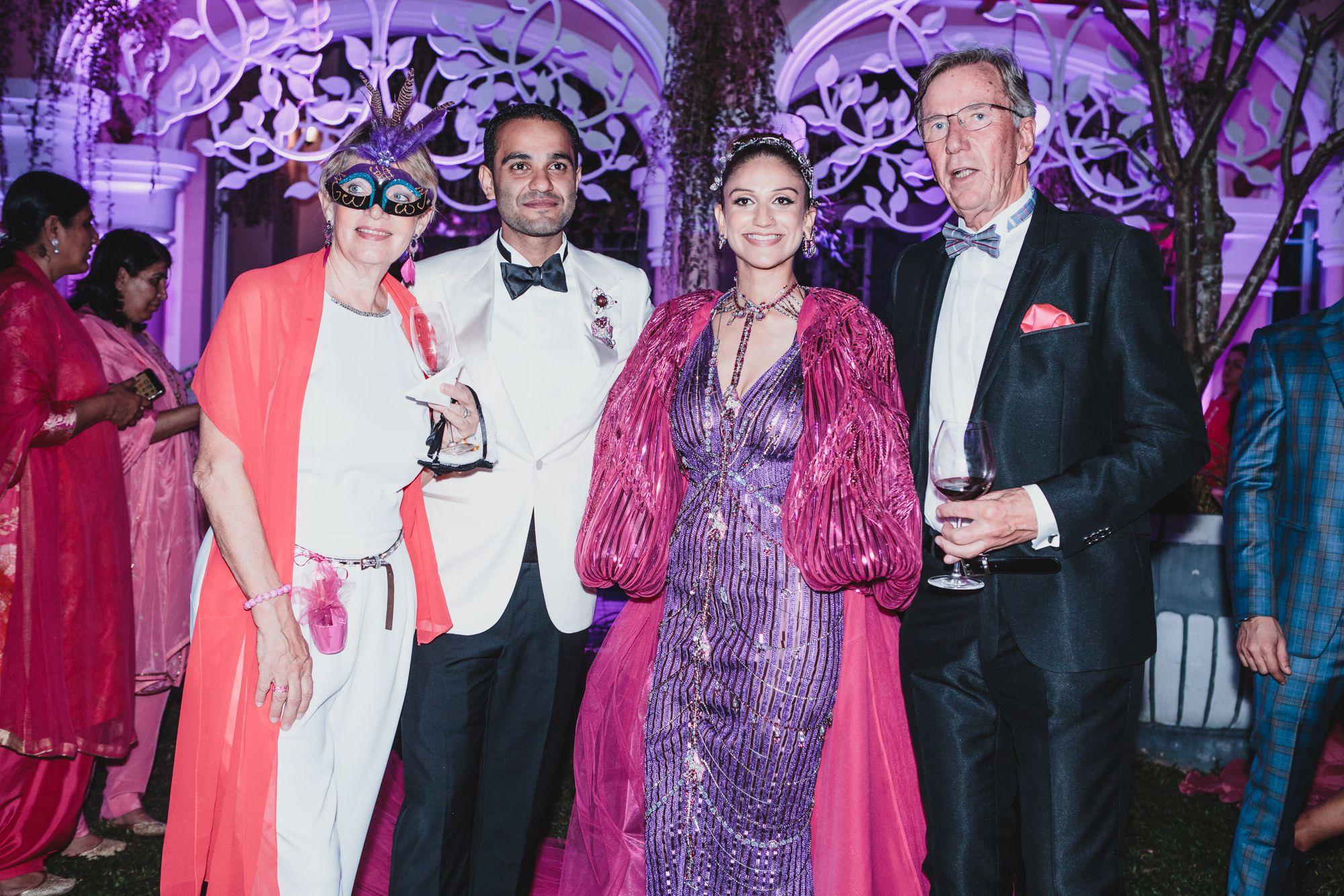 Thêm một tỷ phú Ấn Độ chọn Việt Nam để tổ chức đám cưới - 1