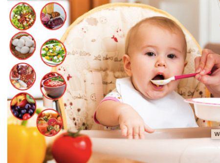 Những thực phẩm lý tưởng cho bé giai đoạn cai sữa mẹ - 1