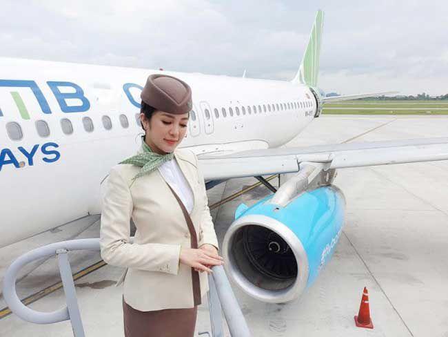 3 nữ tiếp viên hàng không Việt Nam gợi cảm khi rời đồng phục bay - 4