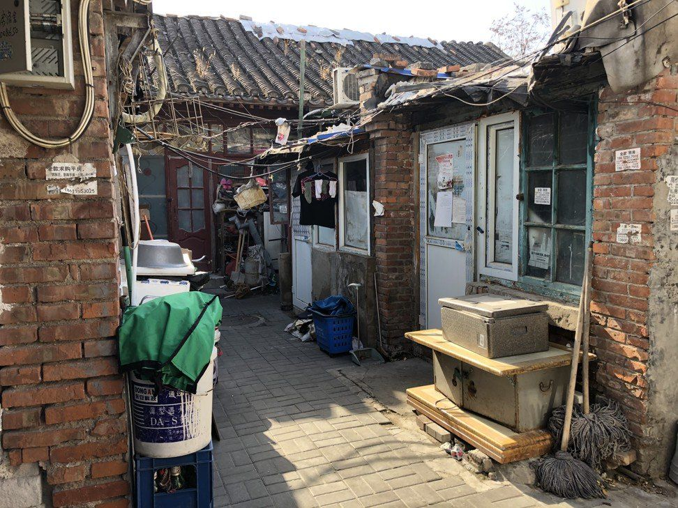 4,2 tỷ đồng cho một căn nhà tồi tàn chỉ 5 mét vuông tại Bắc Kinh - 2