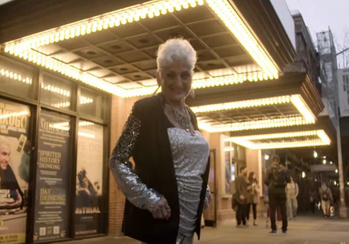 Cụ bà 83 tuổi đi tìm chân ái sau 1 thập kỷ chỉ tình 1 đêm - 4