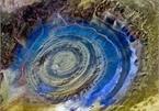 'Con mắt' khổng lồ bí ẩn trên sa mạc lớn nhất thế giới