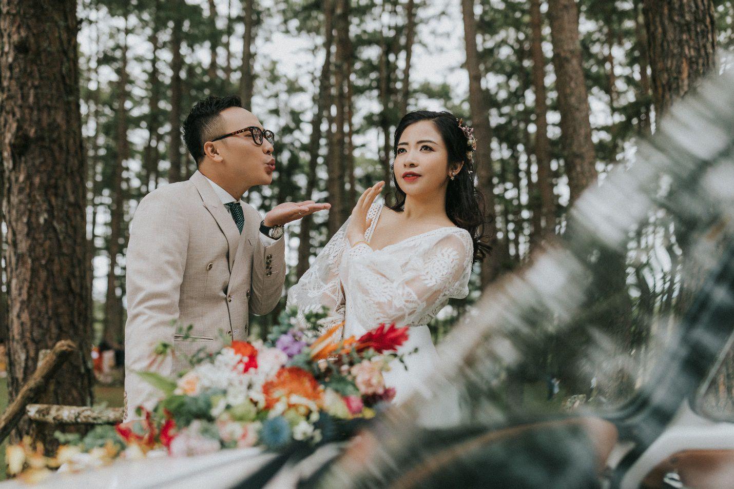 """MC VTV lấy được vợ """"nhờ bát cháo sườn"""" và đám cưới 100 khách mời - 3"""