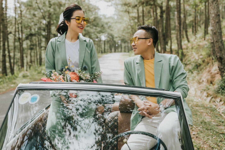"""MC VTV lấy được vợ """"nhờ bát cháo sườn"""" và đám cưới 100 khách mời - 5"""