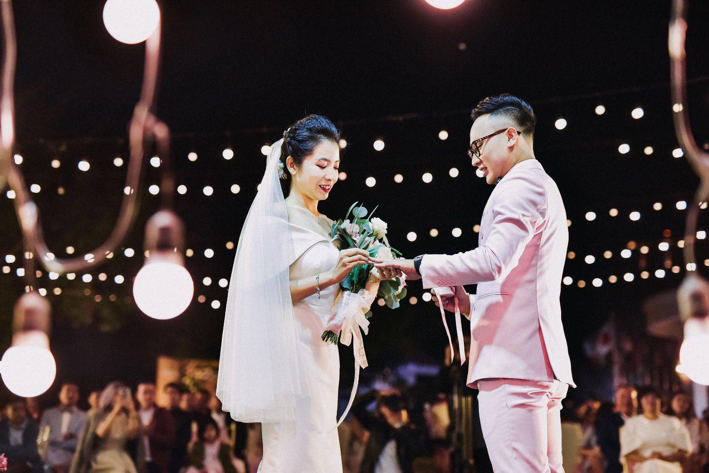 """MC VTV lấy được vợ """"nhờ bát cháo sườn"""" và đám cưới 100 khách mời - 7"""