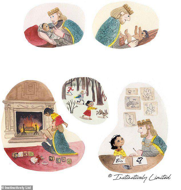 """Người cha viết lại truyện nàng Bạch Tuyết bởi """"không có cái kết hạnh phúc mãi mãi"""" - 2"""
