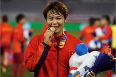 Giành HCV SEA Games, Phạm Hải Yến dành tặng bà ngoại đã khuất