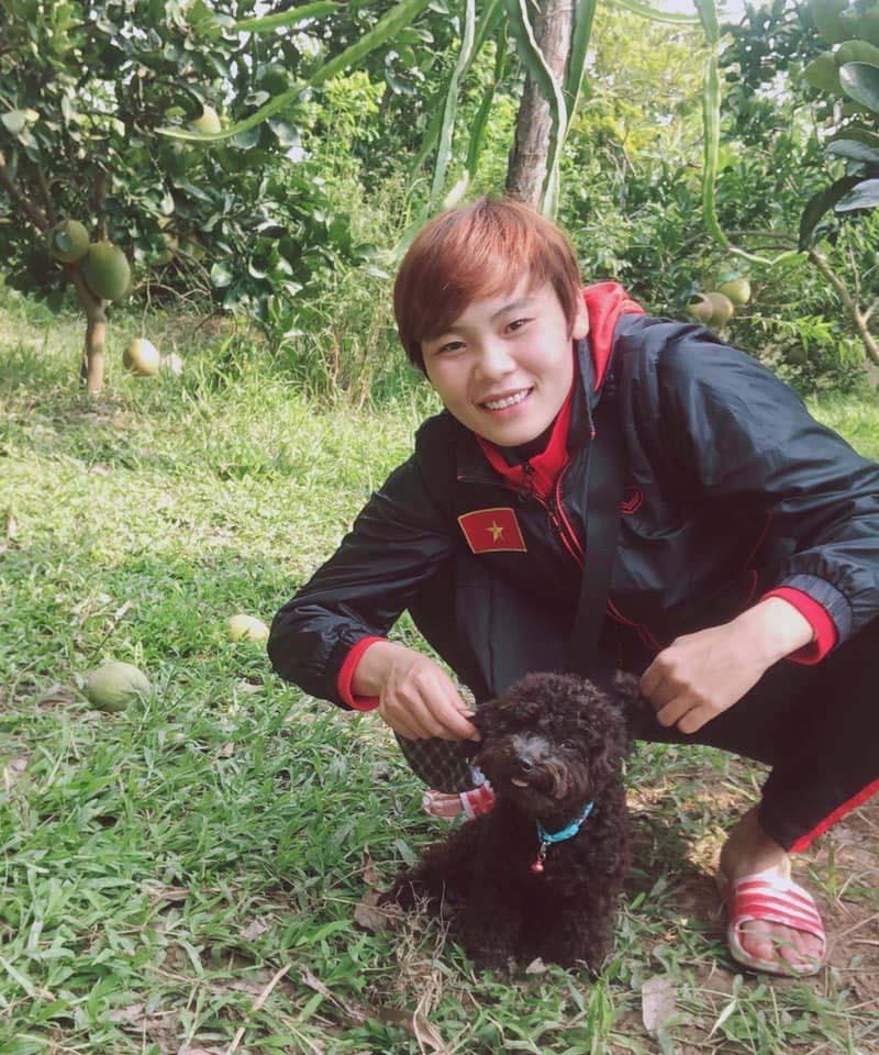 Giành HCV SEA Games, cánh én nhỏ Phạm Hải Yến dành tặng bà ngoại đã khuất - 4