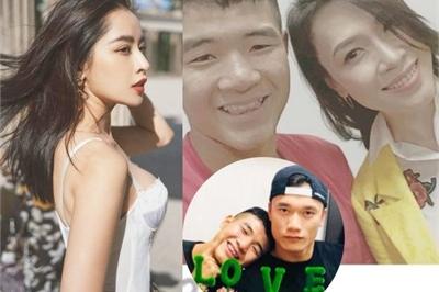 Mỹ Tâm, Chi Pu nhiều lần 'gán ghép' Hà Đức Chinh là 'bạn gái' Bùi Tiến Dũng