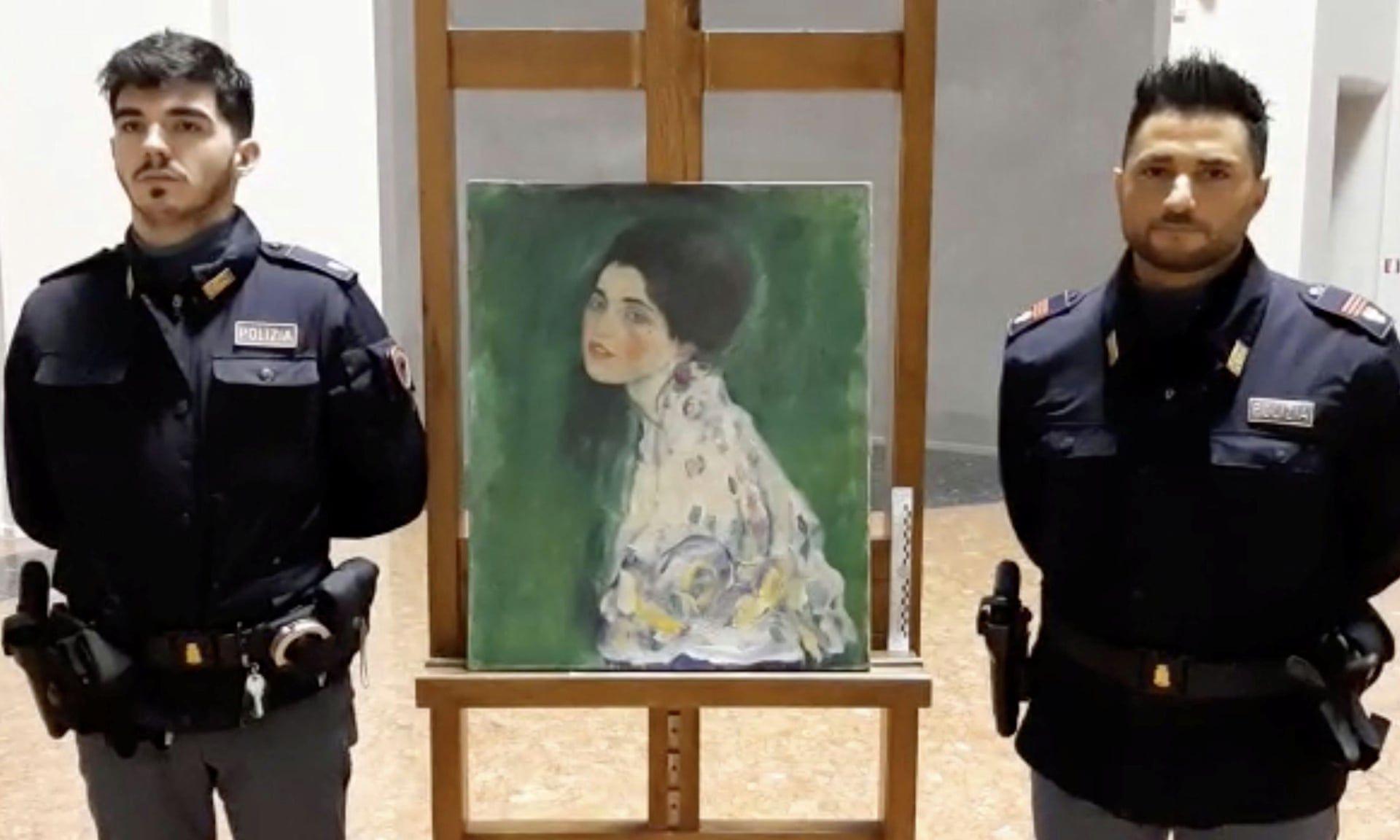 """""""Bí mật kép"""" của bức tranh mất tích suốt 23 năm đáng giá 1.500 tỷ đồng - 1"""