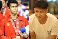 """Chuyện chưa kể về """"hot boy"""" mới nổi của U22 Việt Nam tại SEA Games 30"""